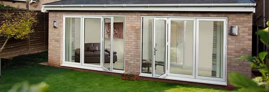 uPVC Bi-Fold Doors East Sussex