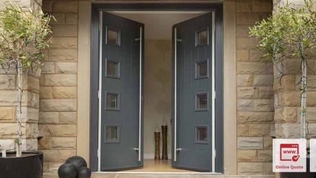 composite front doors Haztings &Bexhill