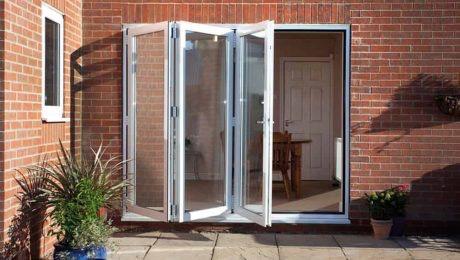 uPVC bi-fold doors hastings