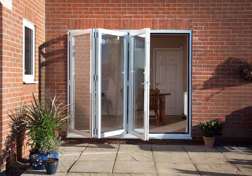 uPVC bi-fold doors hastings