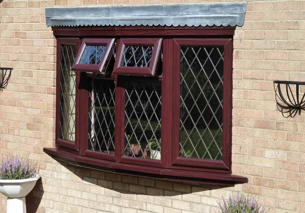uPVC Bow Bay Windows East Sussex