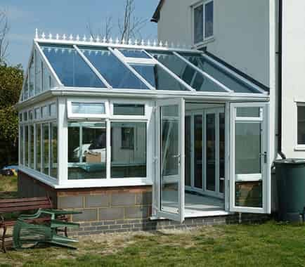 gable ended conservatory hastings, east sussex