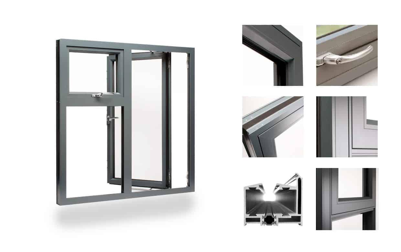 Aluminium windows Tunbridge Wells