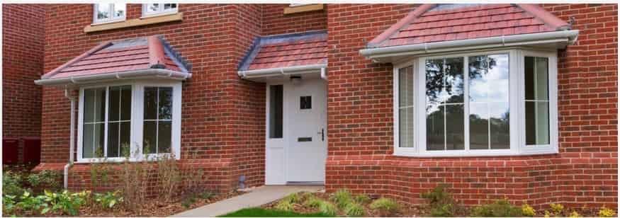 New uPVC front door online