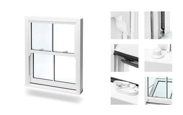 Vertical sash windows Bexhill